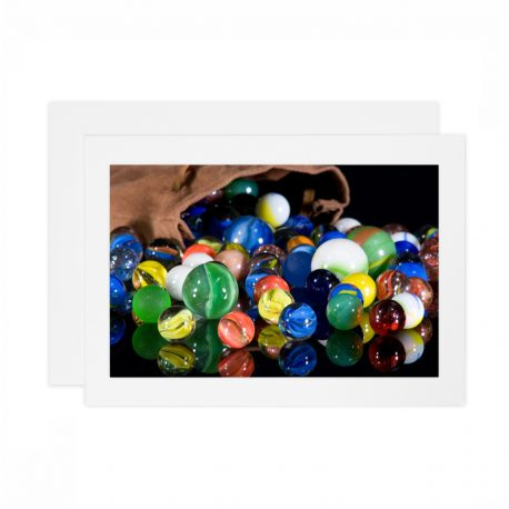 Bag of Marbles – Card