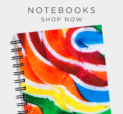 Photography Art Notebooks