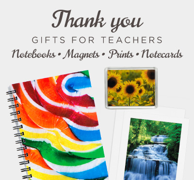 Thank You Gifts for Teachers
