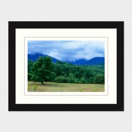 Clearing Storm over Mt Greylock – Print