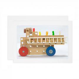 Fire Truck – Card