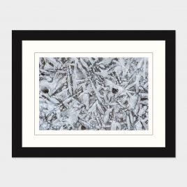 Ice Details III – Print