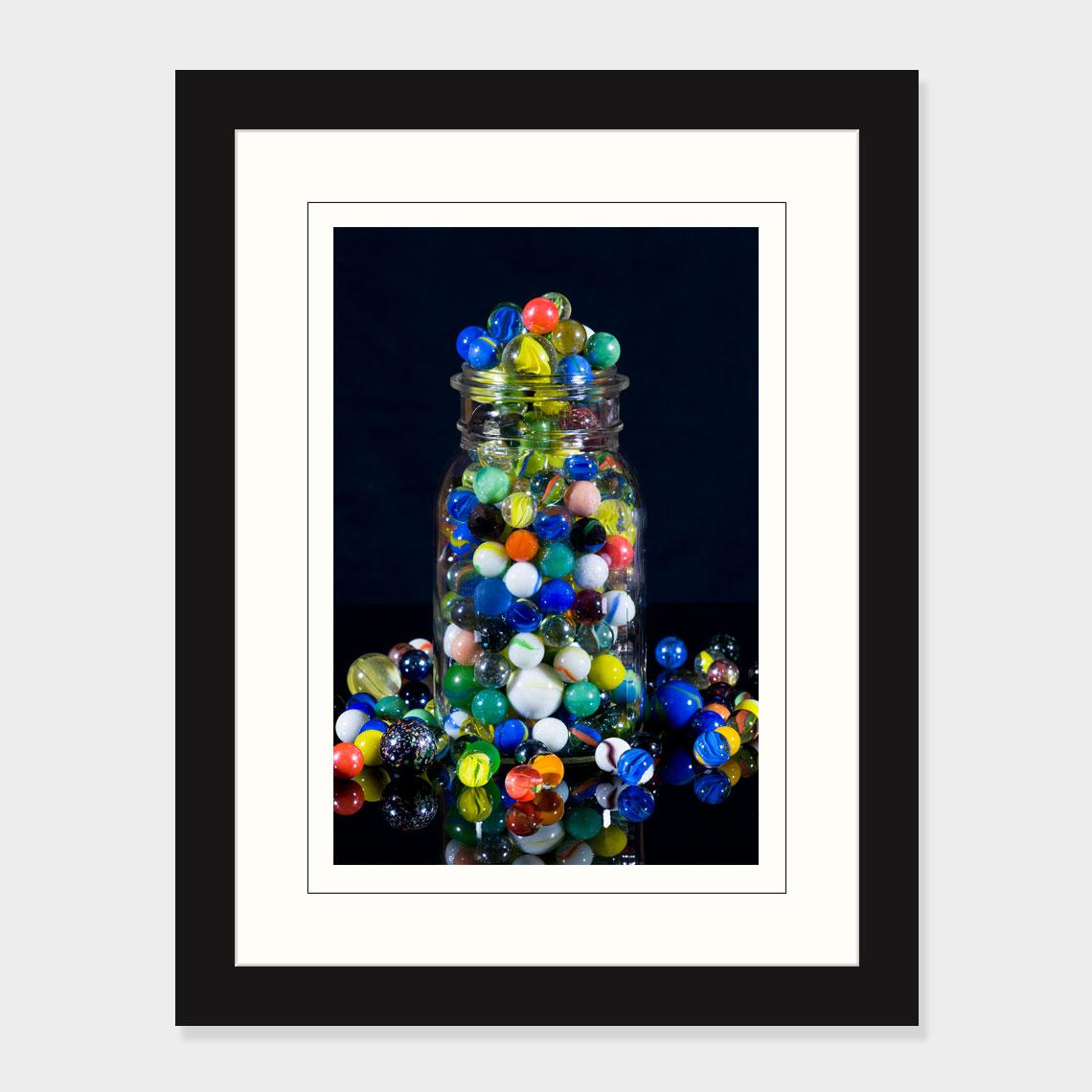 A Jar of Marbles – Print – CLP Design Studio