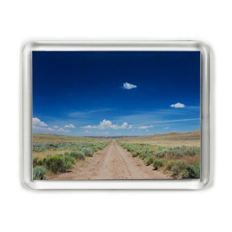 Road Less Traveled – Magnet