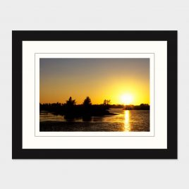 Seney NWR Sunset – Print