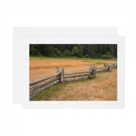 Split Rail Fence – Card