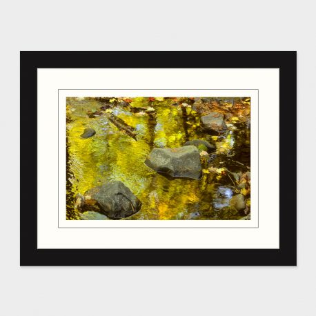 Stream-in-Fall-Framed
