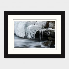 Winter Stream – Print