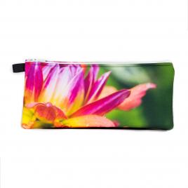 Zippered Bag: Dahlia
