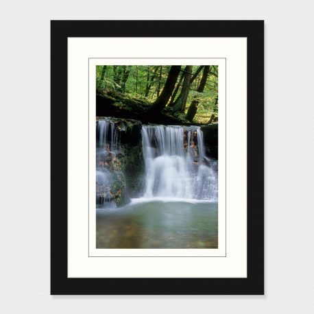 small-waterfall-Framed