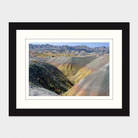 Badlands-NP-Framed