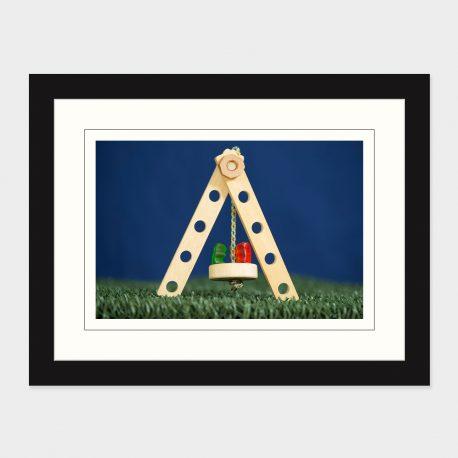 Bears-Swinging-Framed