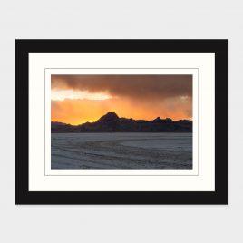 Bonneville Salt Flats – Print