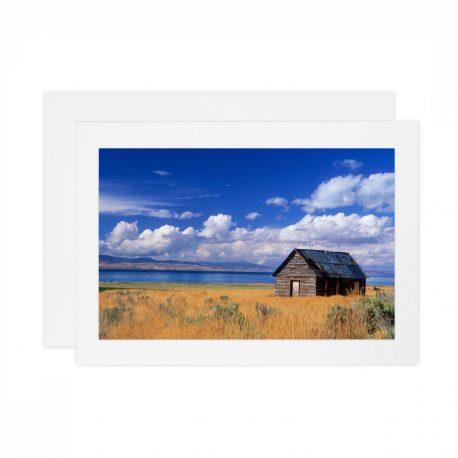 Cabin on Bear Lake – Card