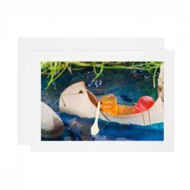 Canoeing Bears – Card