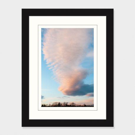 Clouds-Framed
