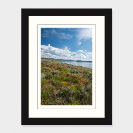 Colorado-Lake-Framed