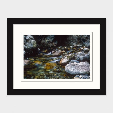 Colorado-Stream-Framed