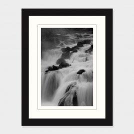 Firehole Falls B&W – Print