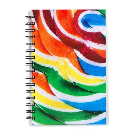 Lollipop Close-up – Notebook