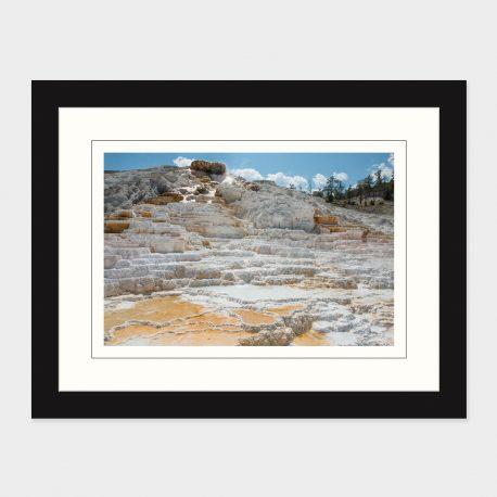 Mammoth-Springs-Framed