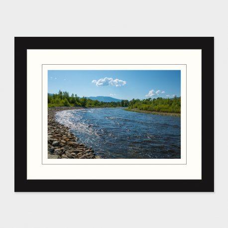 River-Scenic-Framed