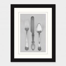 Silverware – Print