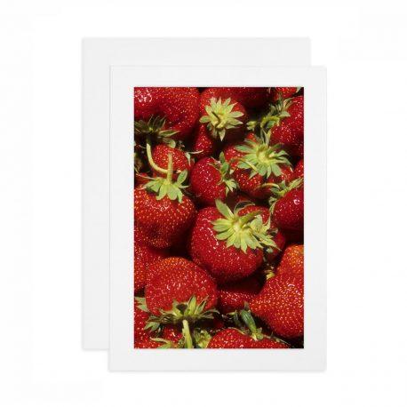 Strawberries – Card