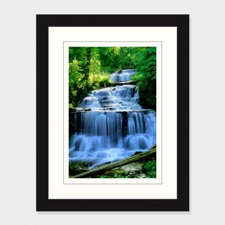 Wagner-Falls-Framed