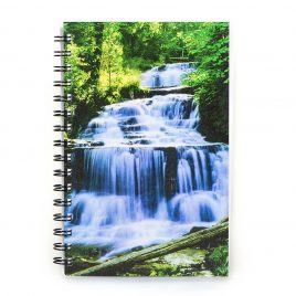 Wagner Falls – Notebook