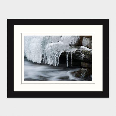 Winter-Stream-Framed