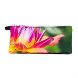 Zippered Bag: Dahlia