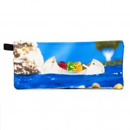 Zippered Bag:  Gummy Bears in a Canoe