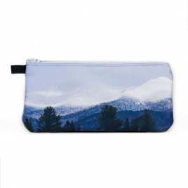 Zippered Bag: Whiteface Mountain